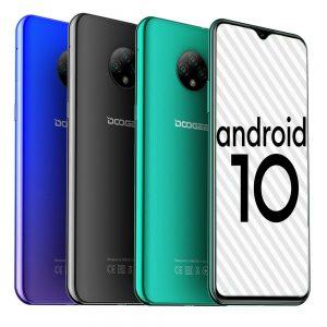 Android Smartphone Doogee X95 Teléfono Móviles Libre 4350mAh doble SIM MOBILE