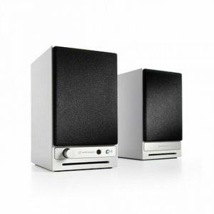 Audioengine HD3 Active Speakers PAIR Bluetooth Wireless - WHITE- HD3-White