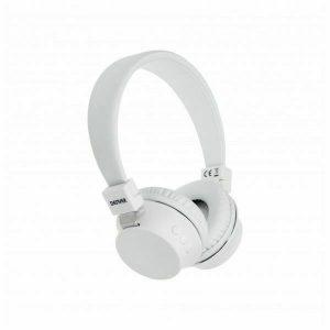 Auriculares Bluetooth Denver Electronics BTH-205 Blanco