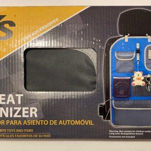 Auto XS Car Accessories Car Seat Organizer New