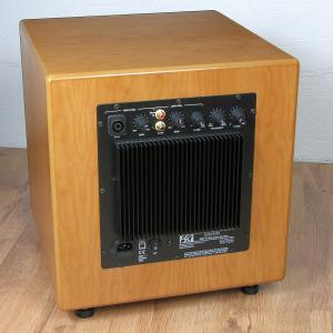 BK Electronics XXLS400-FF Subwoofer in Cherry (Grade B)