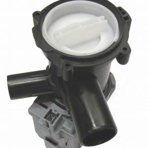 BOSCH WASHING MACHINE WATER DRAIN PUMP 2 HOSE TYPE M221 30W A70124