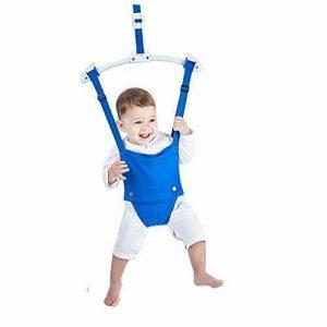 Baby Door Jumper and Bouncer Doorway Swing, Jump Up Seat Exercise Toddler Infant