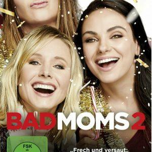 Bad Moms 2 - (Mila Kunis) # DVD-NEU