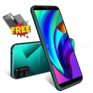 """Barato 5,5"""" Dual SIM Telefono móviles libre Android 9.0 Smartphone 5MP Quad Core"""