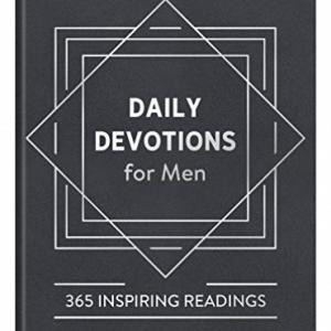 Barbour Staff-Daily Devotions For Men (Importación USA) BOOK NUEVO