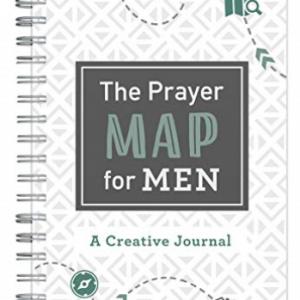 Barbour Staff-Prayer Map For Men (Importación USA) BOOK NUEVO