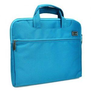 "Blue Nylon Lycra Fabric Sleeve Bag Case for All 12"" Macbook Retina A1534/Laptops"