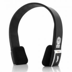 Bluetooth Wireless Handsfree Headphones Headset w/ Built-in Microphone