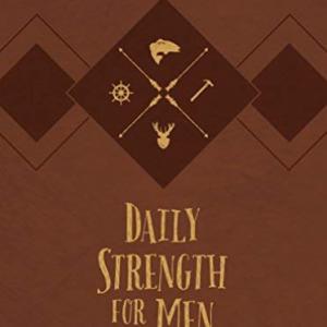 Bolinger-Daily Strength For Men (Importación USA) BOOK NUEVO