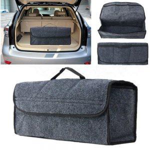 Car Seat Back Rear Travel Storage Organizer Holder Bag Hanger Car Accessories