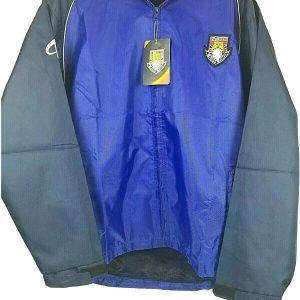 Challenger Sports Team wear Vented Rain/Windbreaker Large Zip up Hooded
