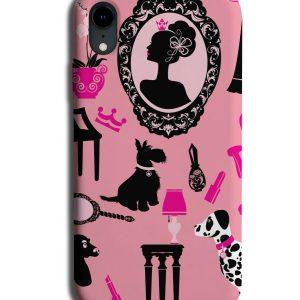 Chihuahua Phone Case Cover Design Paris Fashion Accessories Make Up F678