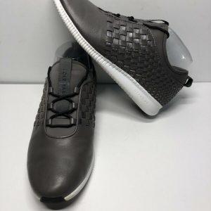Cole Haan Women's Studiogrand Weave Trainer Fashion Sneaker SZ 8.5b