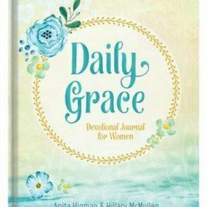 Daily Grace: Devotional Journal for Women (Hardback or Cased Book)