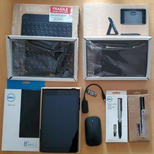 Dell Venue 8 Pro Model 5830 - Includes ALL available accessories