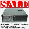 Dell/Hp Desktop PC upto SFF INTEL i7, 4TB HD HDD SSD, 32GB RAM Windows 10