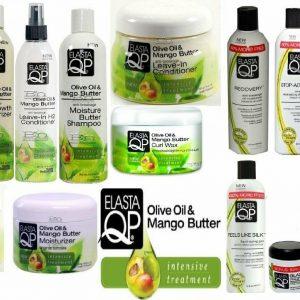 Elasta QP Hair Care Products