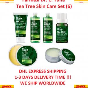 Farmasi Dr. C. Tuna Tea Tree Skin Care Set (6 Products) NEW