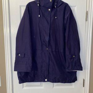 Fashion Bug Jacket Long Sleeve Women's 22/24 Purple