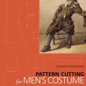 Friendship Elizabeth-Pattern Cutting For Men`S Cost (Importación USA) BOOK NUEVO