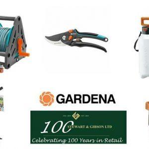 Gardena Garden Tools and Watering Equipment