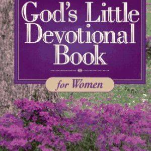 Gods Little Devotional Book for Women (Gods Little Devotional Books) by Honor