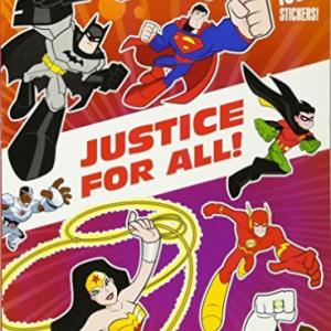 Golden Books Publishing Com...-Justice For All! (Importación USA) BOOK NUEVO