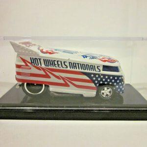 HOT WHEELS LIBERTY PROMOTIONS RESTON VIRGINIA 9TH NATIONAL VW DRAG BUS 0057/1300