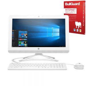 "HP 20-c400na 19.5"" Full HD All-in-One PC Intel Dual Core 4GB RAM 1TB HDD, Win 10"