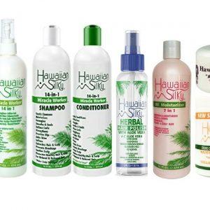 Hawaiian Silky Hair Care Products