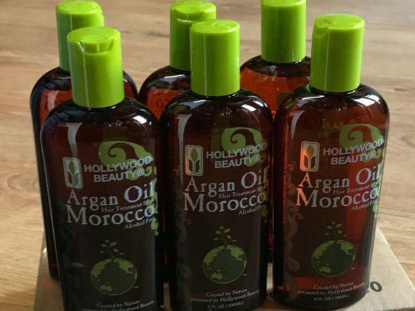 Hollywood Beauty Argan Oil Hair Products Full Range