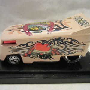 Hot Wheels Liberty Promotions Tattoo Prominus VOLKSWAGEN DRAG BUS  #266/500