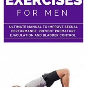 James Andrew-Kegel Exercise For Men (Importación USA) BOOK NUEVO