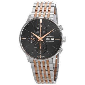 Junghans Meister Chronoscope Chronograph Automatic Men's Watch 027/4527.45