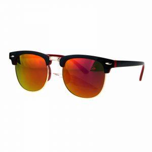 Kid's Fashion Sunglasses Designer Style Square Horn Rim Mirror Lens UV 400