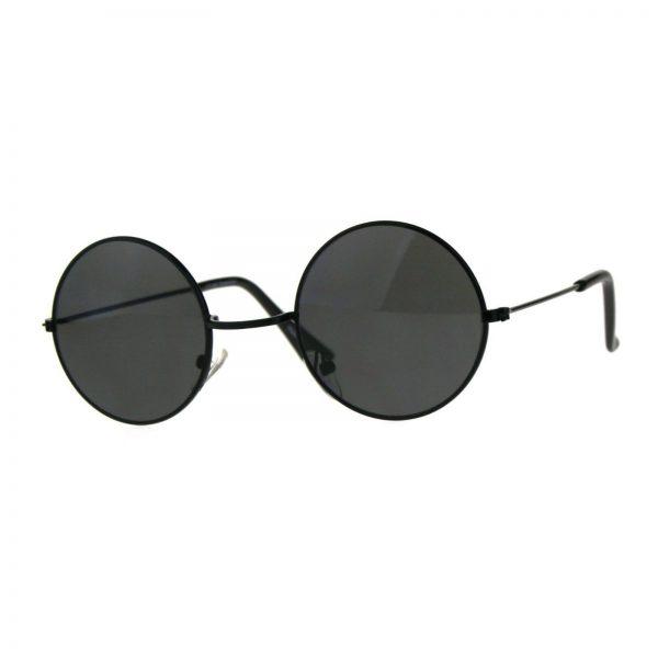 Kid's Fashion Sunglasses Round Circle Metal Frame UV 400