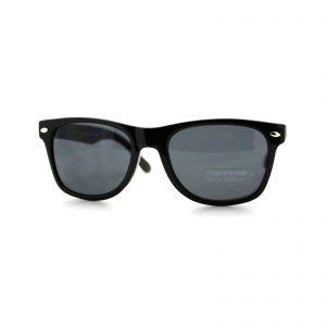 Kid's Sunglasses Black Stunna Shades Classic Cool Fashion Boys Girls