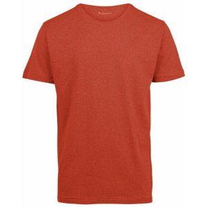 KnowledgeCotton Apparel Basic T-Shirt Alder Bio Baumwolle kbA GOTS Vegan Eco