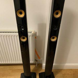 LG S73T1 S Floorstanding Hifi Speakers Stereo Pair