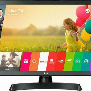 LG SMART TV 28TN515S LED FULL HD MONITOR WXGA DVB-T2 USB WI FI NETFLIX PC PS4