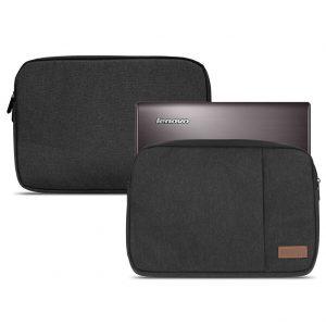 Laptop Tasche Sleeve 11 - 12.3 Zoll Schutztasche Hülle Tablets Notebook Schwarz