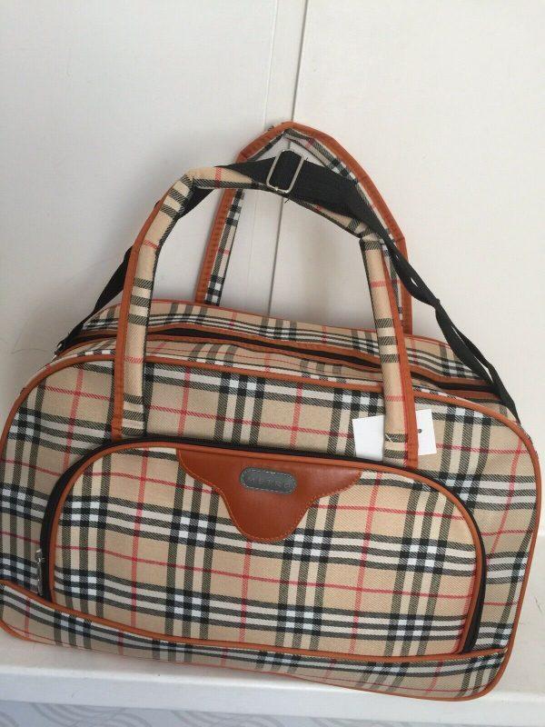 Latest Ladies Designer Fashion Bag Laptop/Travel/Work/Flight/Gym Holdall Bags,