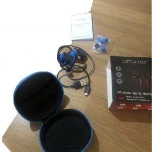 Letscom Wireless Headphones