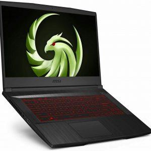 "MSI Bravo 15 15.6"" 120Hz Gaming Laptop Hexa Core Ryzen 5 RX 5500M 256 GB SSD 8GB"