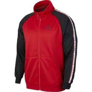 Men's Jordan Jump Man Taped Tricot Lifestyle Track Jacket Fashion AQ2691 687