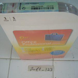 Microsoft Office 2010 Professional Product Key Card (PKC) =SEALED RETAIL BOX=