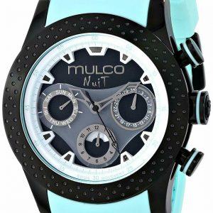 Mulco MW5-1962-443 Men's Nuit Mia Multi-Function 47mm Watch