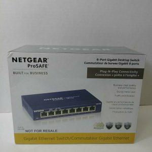 NETGEAR Computer Accessories GS108T CMP008713