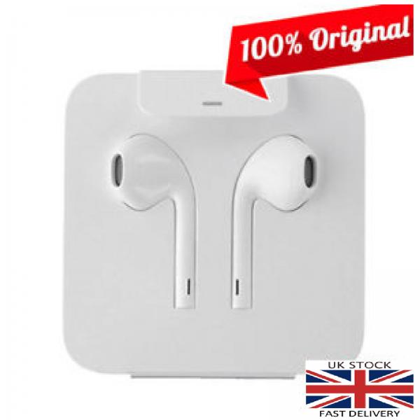 New Genuine Apple A1748 iPhone 11/7/8/X Lightning EarPods Headphones Earphones